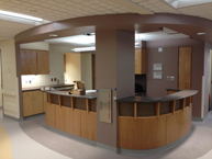 Cayuga Medical Center Surgical Center Addition Commissioning