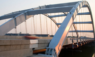 Frederick Douglass-Susan B. Anthony Memorial Bridge 1