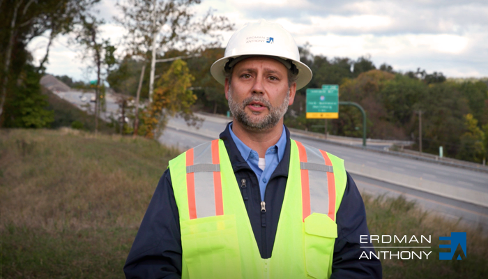 Managing a total reconstruction improvement project for America's first superhighway