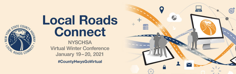 NYSCHSA Winter Conference Highlights Local Roads