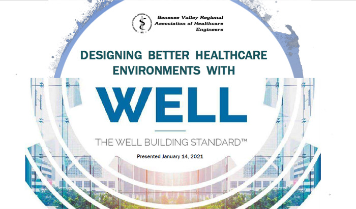Sharing WELL Building Knowledge with Health Care Engineers