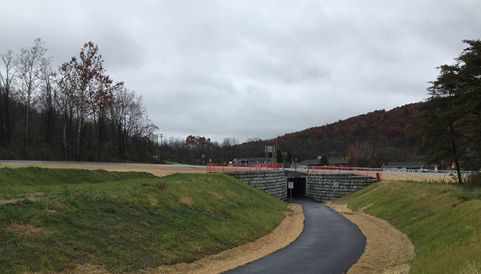 PennDOT District 9 Roadway Re-Alignment Project Wins Award